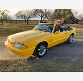 1993 Ford Mustang LX V8 Convertible for sale 101249055
