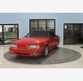 1993 Ford Mustang GT Convertible for sale 101291989