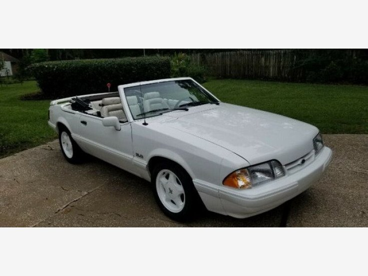 1993 Ford Mustang for sale 101340126