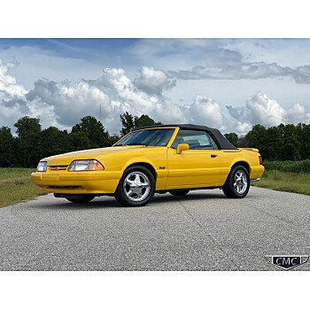 1993 Ford Mustang LX V8 Convertible for sale 101386156