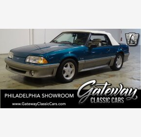 1993 Ford Mustang GT Convertible for sale 101442620