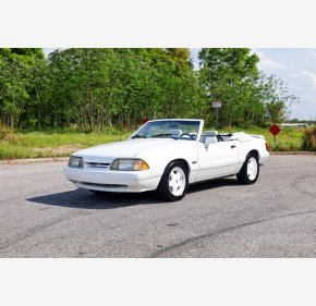 1993 Ford Mustang LX V8 Convertible for sale 101476686