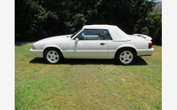 1993 Ford Mustang LX V8 Convertible for sale 101412598