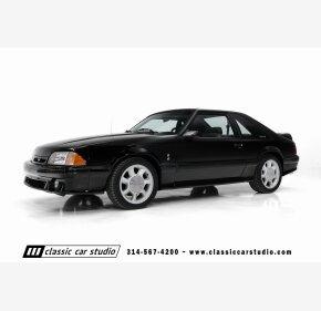 1993 Ford Mustang Cobra Hatchback for sale 101134396