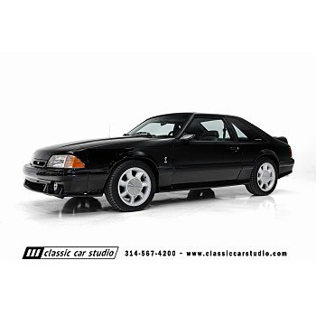1993 Ford Mustang Cobra Hatchback for sale 101134396