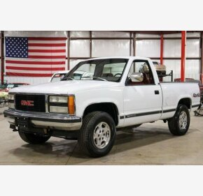 1993 GMC Sierra 1500 4x4 Regular Cab for sale 101281731