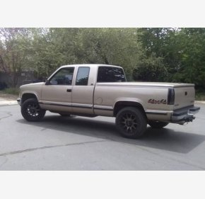 1993 GMC Sierra 2500 4x4 Extended Cab for sale 101005051