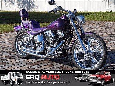 1993 Harley-Davidson Softail for sale 201040817