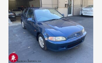 1993 Honda Civic for sale 101434394