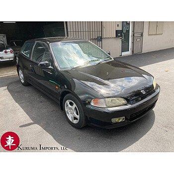 1993 Honda Civic for sale 101522460