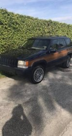 1993 Jeep Grand Wagoneer for sale 101416228