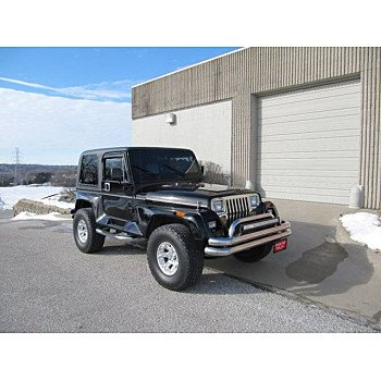 1993 Jeep Wrangler 4WD Renegade for sale 101089544