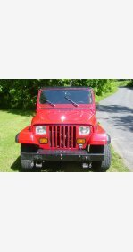 1993 Jeep Wrangler 4WD S for sale 101033624