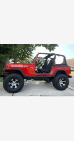 1993 Jeep Wrangler 4WD for sale 101221294