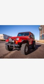 1993 Jeep Wrangler 4WD for sale 101250181
