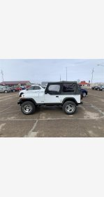 1993 Jeep Wrangler 4WD S for sale 101288895