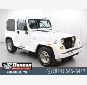 1993 Jeep Wrangler 4WD Renegade for sale 101452689