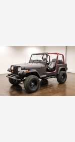 1993 Jeep Wrangler 4WD for sale 101483771