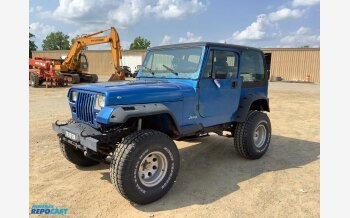 1993 Jeep Wrangler 4WD for sale 101627238