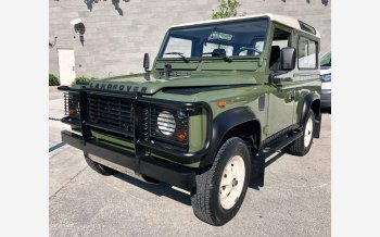 1993 Land Rover Defender 90 for sale 101107487