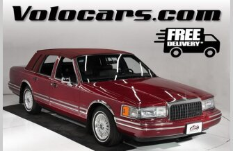 1993 Lincoln Town Car Executive for sale 101479858