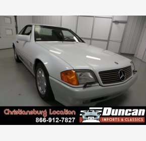 1993 Mercedes-Benz 500SL for sale 101013123