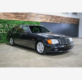 1993 Mercedes-Benz 600SEL for sale 101171846