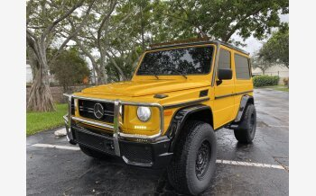 1993 Mercedes-Benz G Wagon for sale 101241461