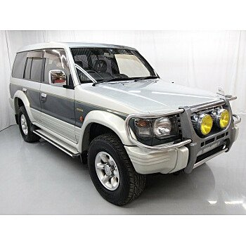 1993 Mitsubishi Pajero for sale 101142279