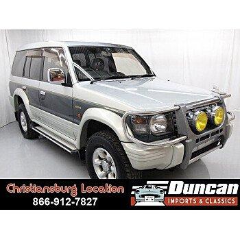 1993 Mitsubishi Pajero for sale 101142279