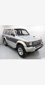 1993 Mitsubishi Pajero for sale 101162103