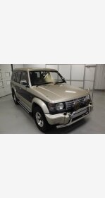 1993 Mitsubishi Pajero for sale 101305221