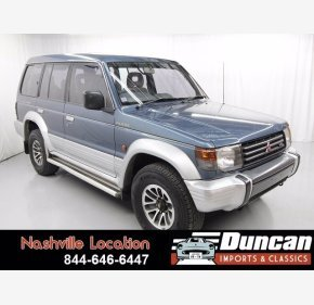 1993 Mitsubishi Pajero for sale 101334364