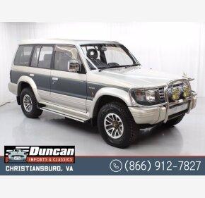1993 Mitsubishi Pajero for sale 101388933