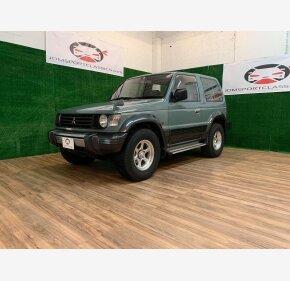 1993 Mitsubishi Pajero for sale 101357087