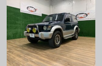 1993 Mitsubishi Pajero for sale 101380818