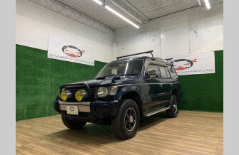 1993 Mitsubishi Pajero for sale 101398725