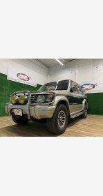 1993 Mitsubishi Pajero for sale 101401143