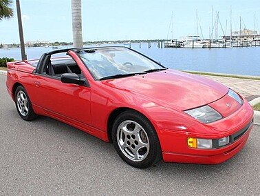 1993 Nissan 300ZX Convertible for sale 101557232