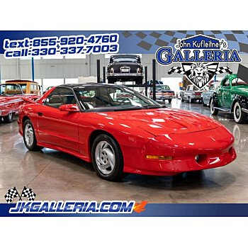 1993 Pontiac Firebird Coupe for sale 101556581
