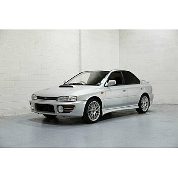 1993 Subaru Impreza for sale 101175164