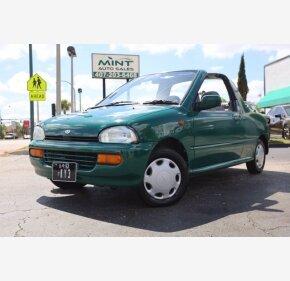1993 Subaru Vivio for sale 101473032
