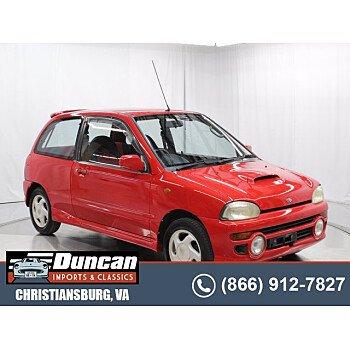 1993 Subaru Vivio for sale 101593039