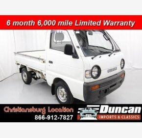 1993 Suzuki Carry for sale 101237125