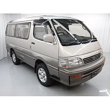 1993 Toyota Hiace for sale 101168563