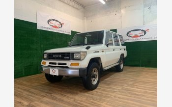 1993 Toyota Land Cruiser for sale 101307440