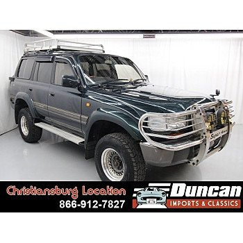 1993 Toyota Land Cruiser for sale 101316494