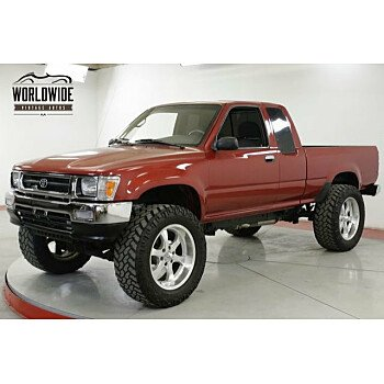 1993 Toyota Pickup 4x4 Xtracab Deluxe V6 for sale 101219048
