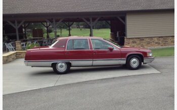 1994 Cadillac Fleetwood Brougham Sedan for sale 101535500