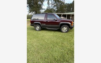 1994 Chevrolet Blazer 4WD for sale 101624183